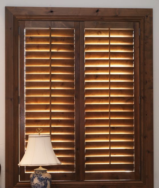 California shutters confident choice for Window shutters